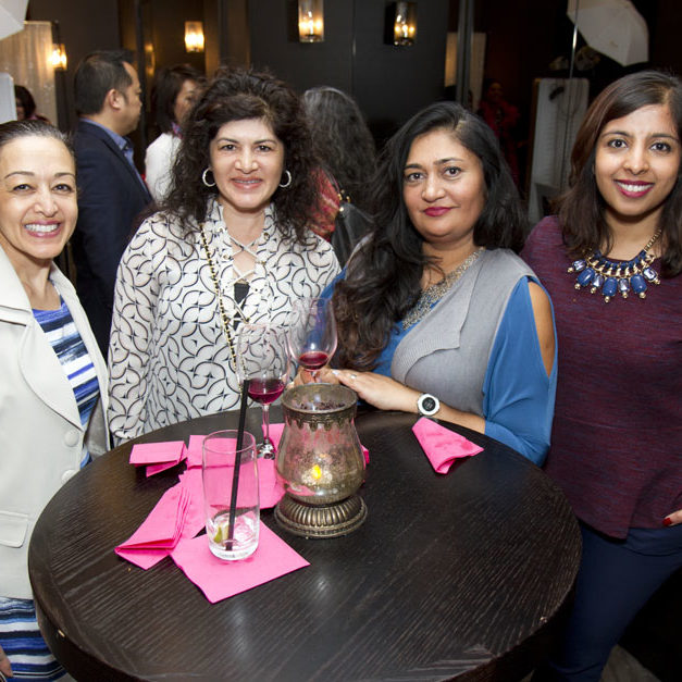 Fusia Femmes Speaker Series 2017 - Party