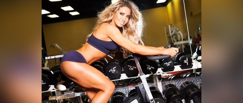Lyzabeth Lopez - Workout