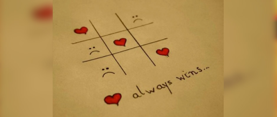 Love wins - Game