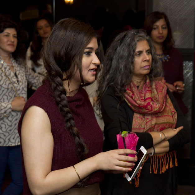 Fusia Femmes Speaker Series 2017 - Panel