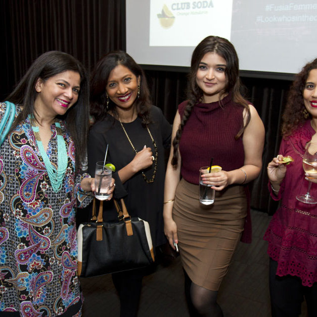 Fusia Femmes Speaker Series 2017 - Party
